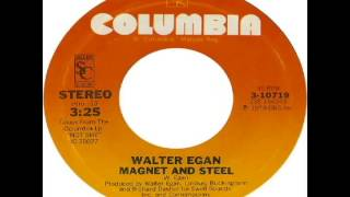 Walter Egan - Magnet And Steel (1978)