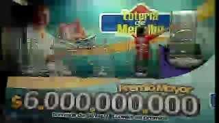 Sorteo de la Lotería de Medellín número 4252 - 10/01/2015