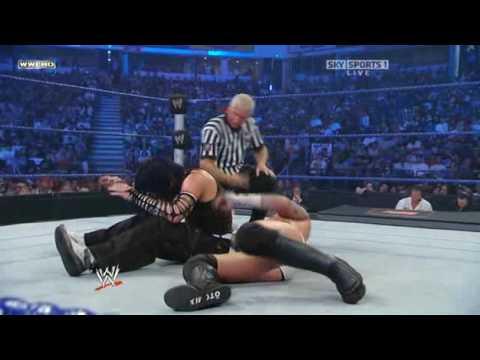 The Bash 2009 CM Punk vs Jeff Hardy World Heavyweight Championship Part 2