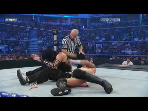 The Bash 2009 CM Punk vs Jeff Hardy World Heavyweight Championship Part 2