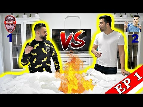 Florentin Hriscu VS Bogdan IBMFamily | LA FiX - EP1