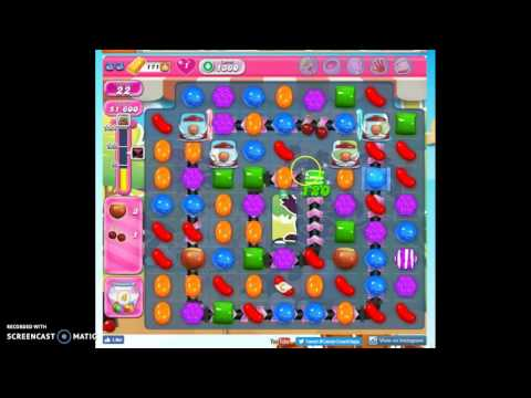 Candy Crush Level 1360 help w/audio tips,...