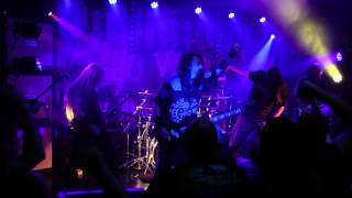 Onslaught @ Birmingham, UK Thrash Invasion tour, 21/07/2014