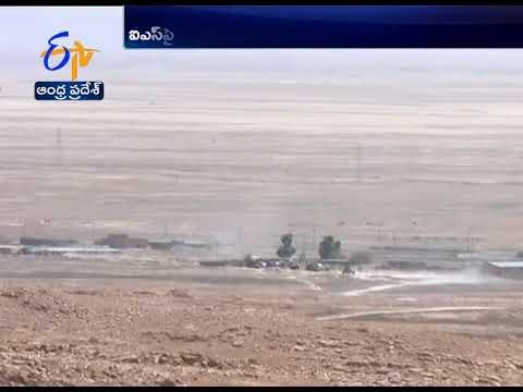Islamic State militants warned