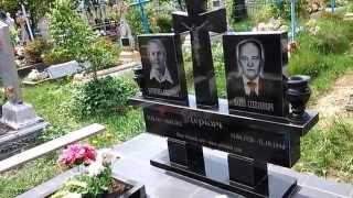 Памятник с крестом на двоих. Памятник из гранита. Украина.(, 2015-08-29T17:07:37.000Z)
