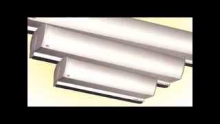 видео Тепловые завесы Frico