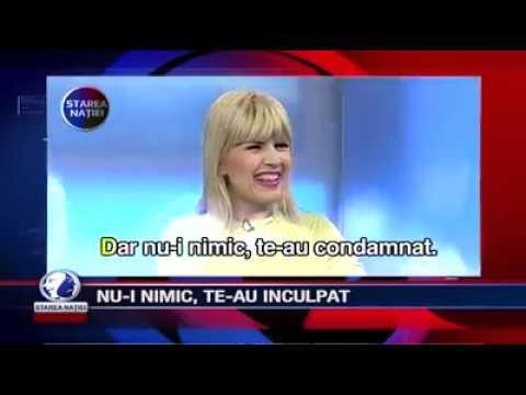 Starea naţiei - Cântec pentru Elena Udrea: