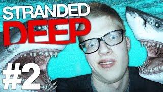 LIEVE HAAIEN?! - Stranded Deep #2
