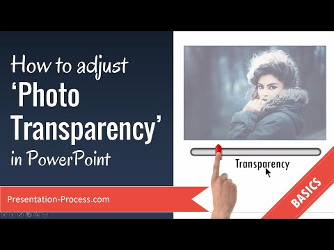 How to make an image semi transparent in word