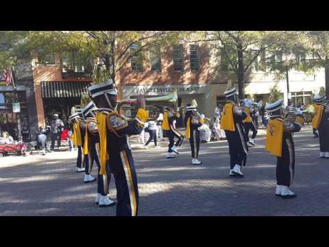 E.E Smith Veterans Parade 2016