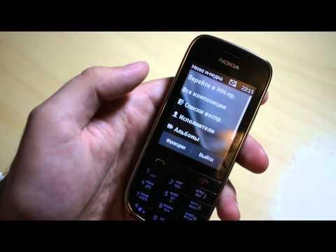 Видео Nokia Asha 202