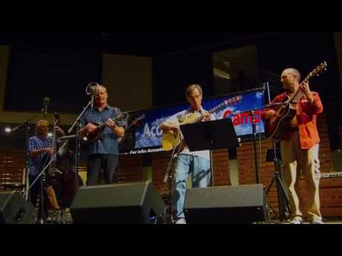 Mandolopin' - Paul Glasse and Friends - Acoustic Music Camp