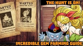 New Best Way To Farm The Incredible Gems! Baba Shop Treasure: Dragon Ball Z Dokkan Battle