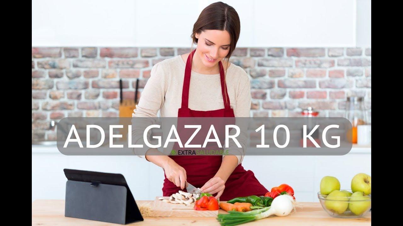 Dietas faciles para adelgazar 10 kilos