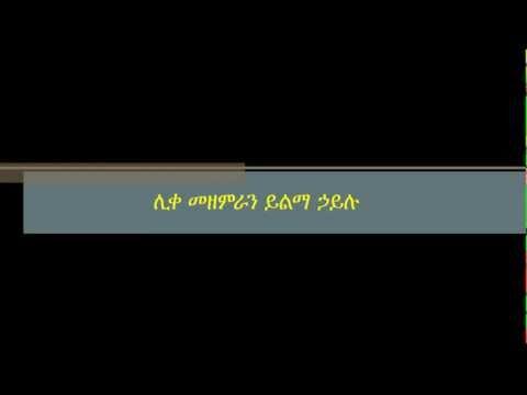 Yilma Hailu - Bertemeous negn -  በርጠሚዮስ ነኝ - ሊ/መዘምራን ይልማ ኃይሉ