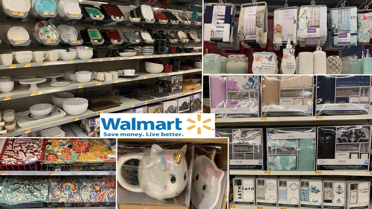 Walmart Kitchen Home Decor * Bathroom Decoration ...