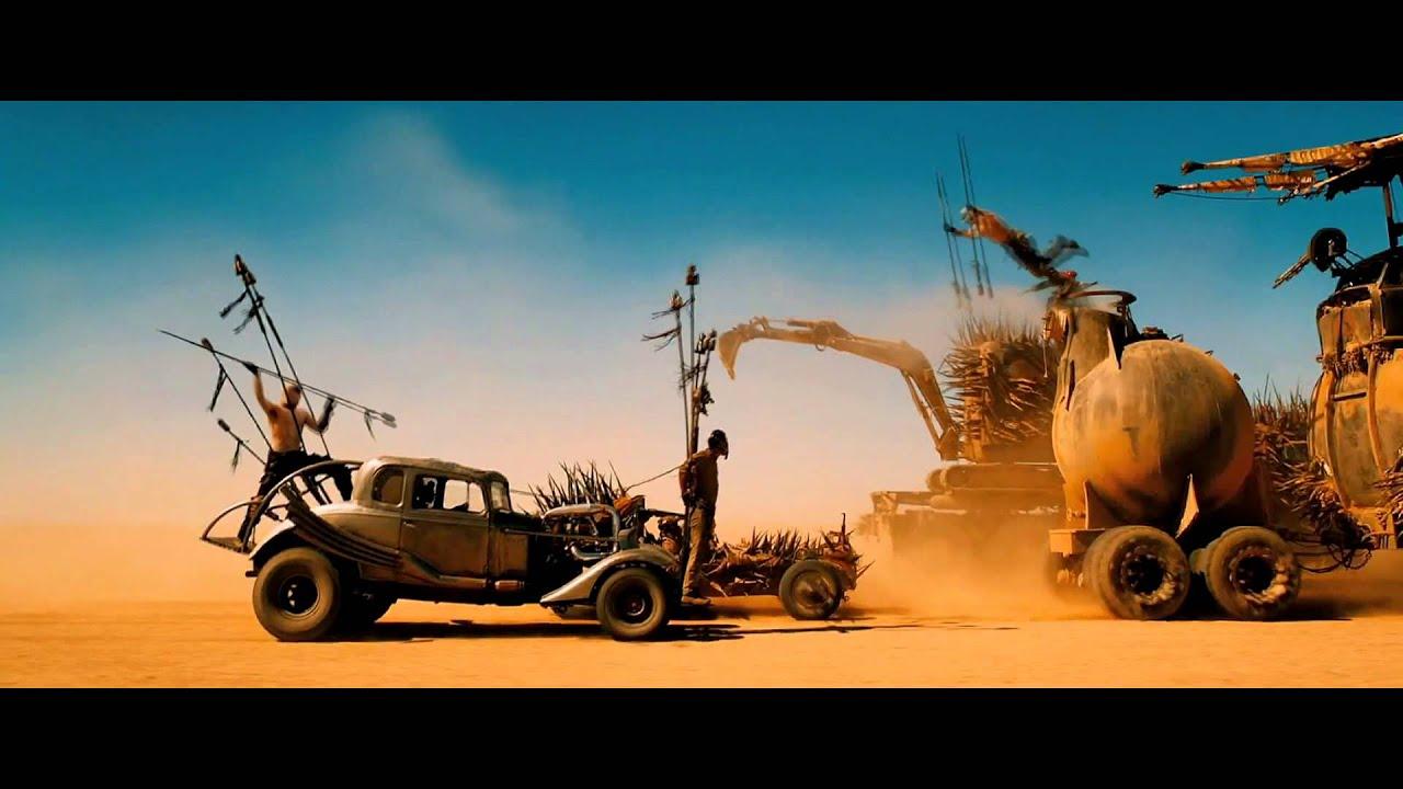 Road Warrior Trailer >> Mad Max: Furia En El Camino - Trailer 2 doblado - YouTube