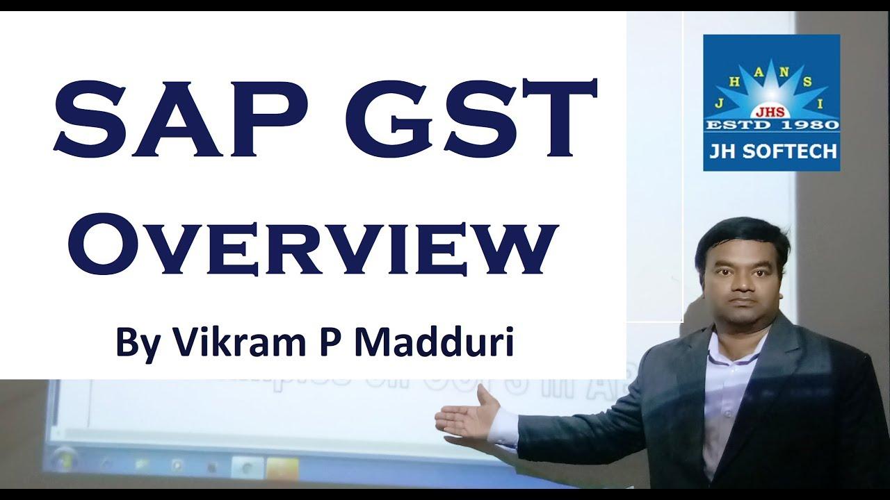 SAP GST Implementation 1