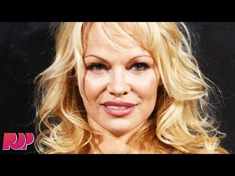 Pamela Anderson Says Weinstein Victims Should Have Known Better