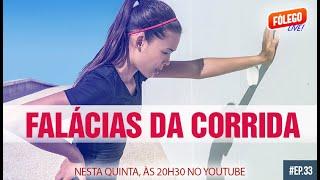 NUNCA É SÓ CORRIDA - FALÁCIAS DA CORRIDA