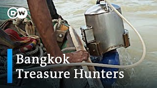 Treasure hunting in the rivers of Bangkok | DW Feature