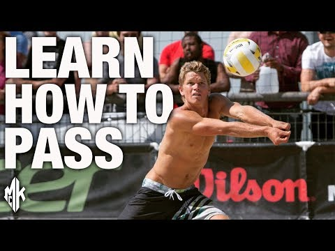 How To Pass - Serve Receive Tutorial