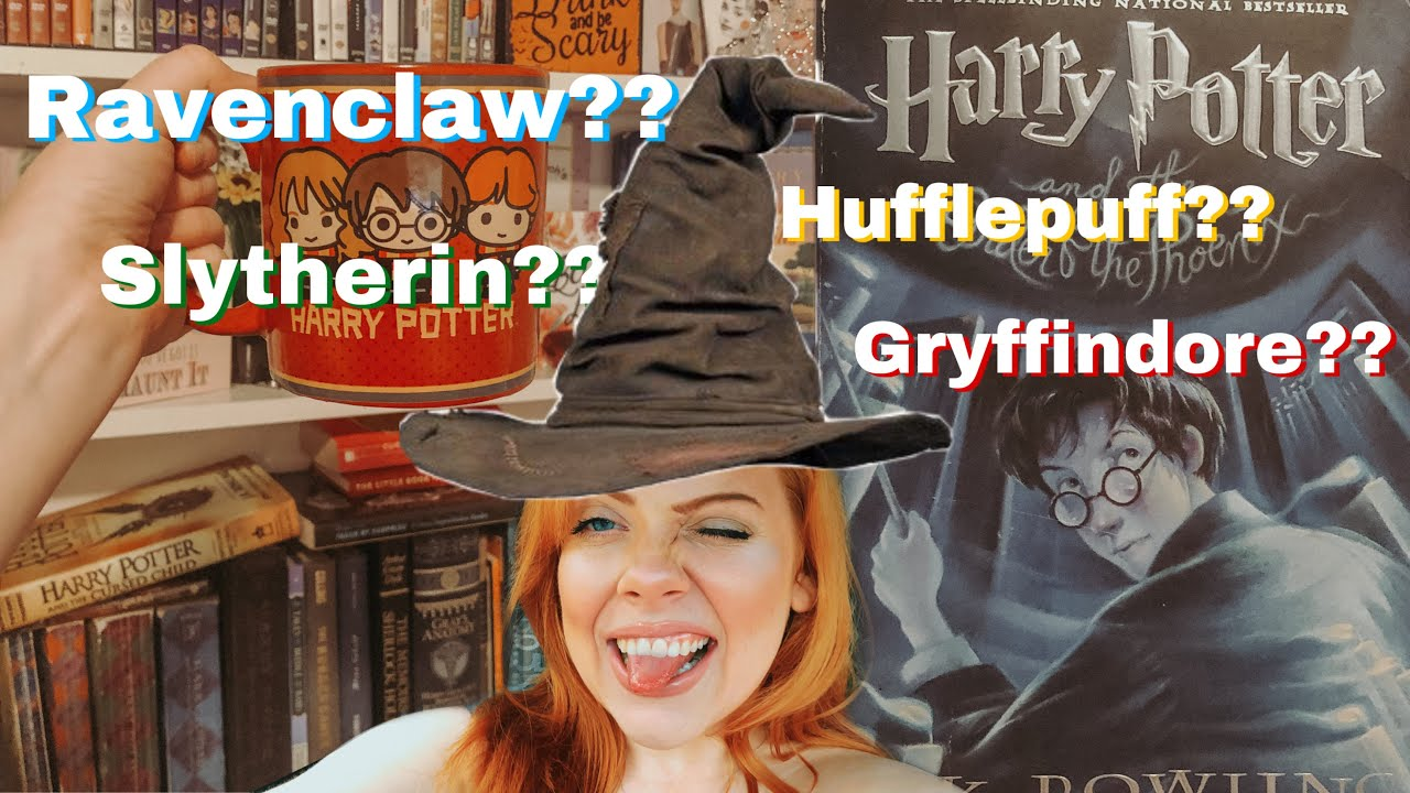 RE-TAKING THE Wizarding World House QUIZ | What Hogwarts ...