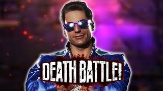 Johnny Cages a DEATH BATTLE!
