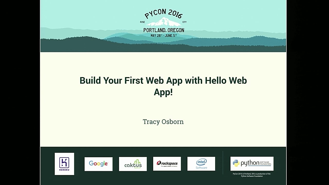 Image from Build Your First Web App with Hello Web App!