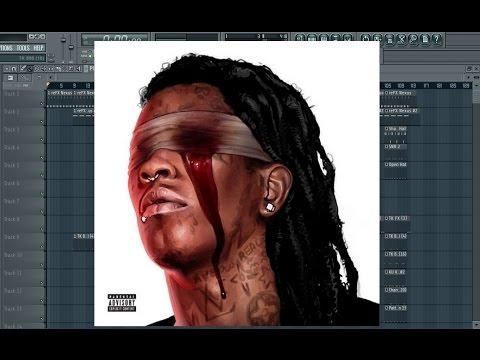 Young Thug - Digits Fl Studio Remake 2017