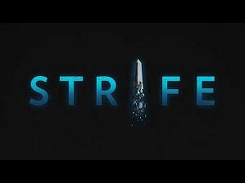видео: strife#Проходим обучение(Первый взгляд)