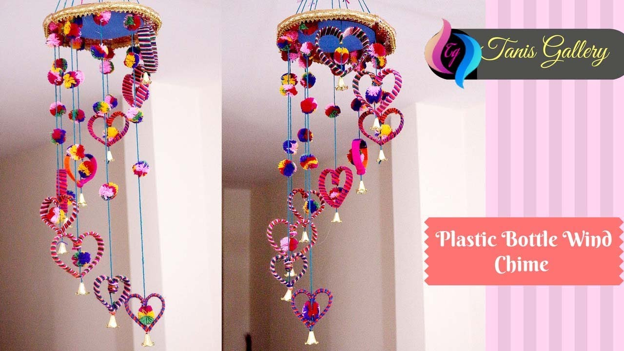What to make with empty plastic bottles - Making crafts ...