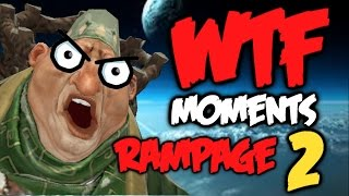 One of Dota Watafak's most viewed videos: Dota 2 WTF Rampage Compilation 2
