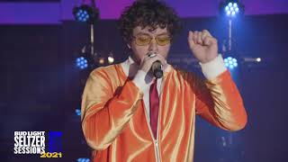 """Jack Harlow Performs """"Already Best Friends"""" LIVE at Bud Light Seltzer Sessions NYE Show"""