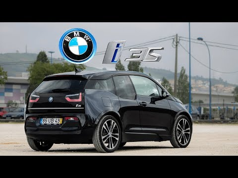 Bmw i3s - The Most Surprising Electric Car ? - POV DRIVE