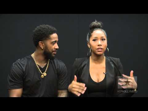 Exclusive: Apryl Jones Clears Up Confusion About Omarion's Tattoo Of Her Name