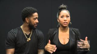 Exclusive: Apryl Jones Clears Up Confusion About Omarion
