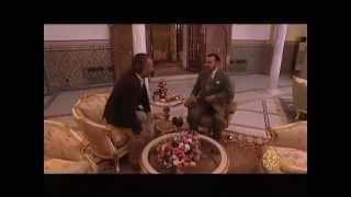 ما لم تشاهده من قبل الملك محمد السادس داخل القصر الملكي مراكش 2015