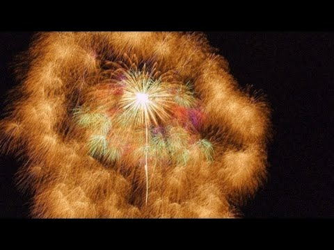 [LIVE]19/9/10 片���り奉�煙� [48 inch shell fireworks from Katakai festival]