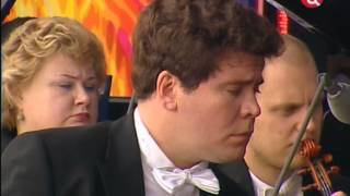 Денис Мацуев и Валерий Гергиев Звучит Концерт 2 для фортепиано с оркестром С В Рахманинов