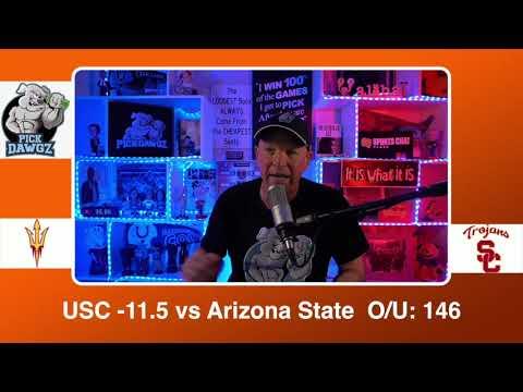 USC vs Arizona State 2/17/21 Free College Basketball Pick and Prediction CBB Betting Tips