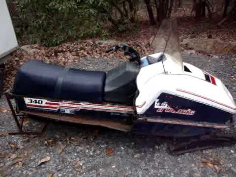 1979 POLARIS COBRA 340 - 4 SALE ON EBAY 11/11/2009
