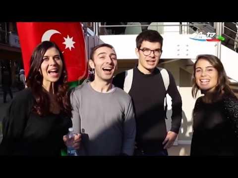 Azərbaycanın daha bir uğuru-Milan Expo 2015. Mətbuat konfransından reportaj