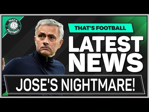 MOURINHO Facing MAN CITY Humiliation! Premier League Football News
