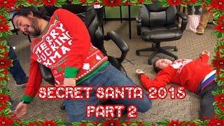 SECRET SANTA SURPRISE! | 2015 Secret Santa Pt. 2