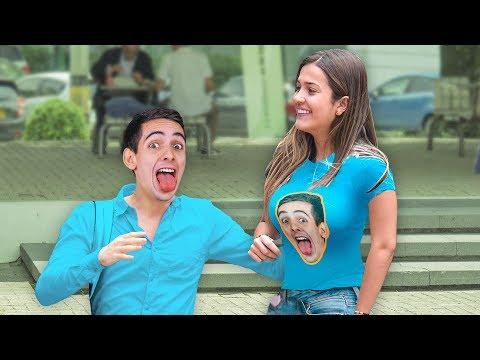 BROMA Regalo Camisetas con MI CARA