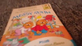 my 1988 VHS of the berenstain bears the messy room broke!
