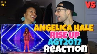 Angelica Hale - Rise Up (Andra Day) | America's Got Talent 2017 | VS | REACTION