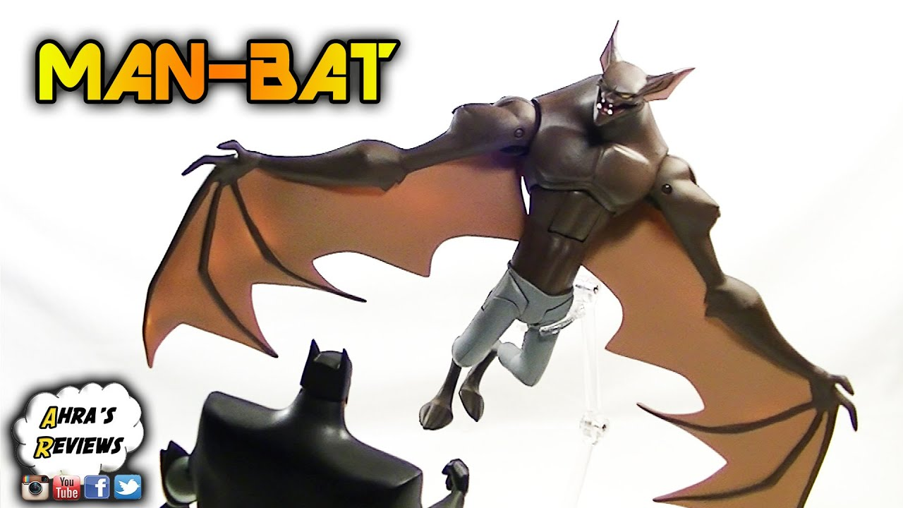 BAT Machine action – Model VR – Bullet Central