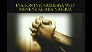 every home pray for nigeria hausa language